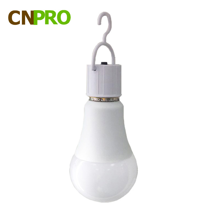 A60 9W <strong>E27</strong> LED Lighting Bulb LED Emergency Bulb 3000K 6000K Rechargeable