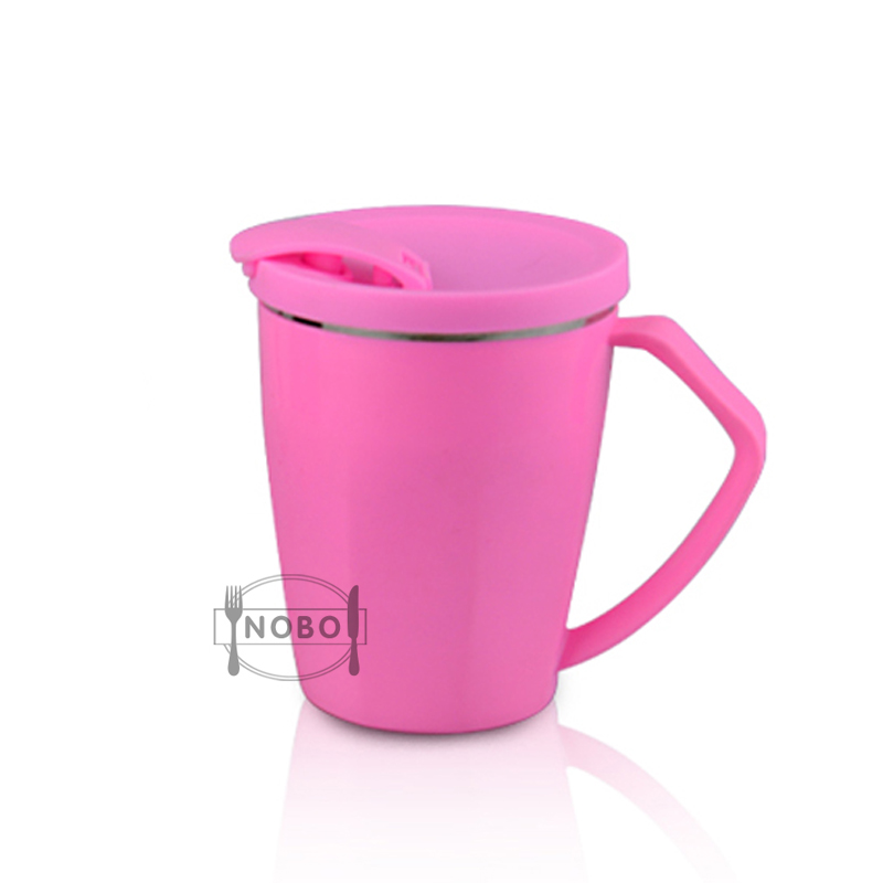 Promotion double wall stainless steel water cup drinking cup