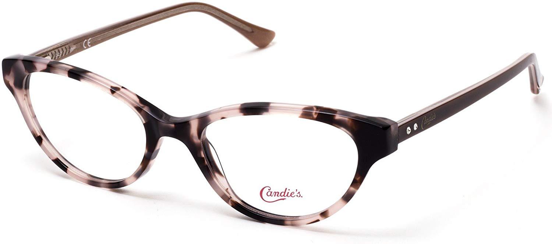 769cb15170 Get Quotations · Eyeglasses Candies CA 0163 056 havana other