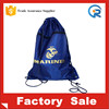 Wholesale custom printed drawstring dust shoe bag with zipper pocket