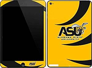 Alabama State University iPad Mini 4 Skin - Alabama State Hornets Vinyl Decal Skin For Your iPad Mini 4