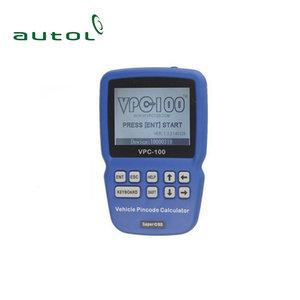 Hot sale !! VPC-100 Car Pin Code Calculator VPC100 Car key Pin Code Reader  Super OBD VPC 100 Pin Code Reader 500 tokens