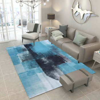Northern European Style Rug Abstract Painting Morden Living Room Extraordinary Living Room Carpets Rugs Painting