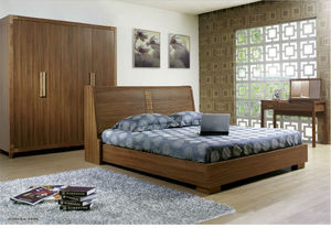 Sell after the Chinese style contemporary style bedroom furniture ja-6105