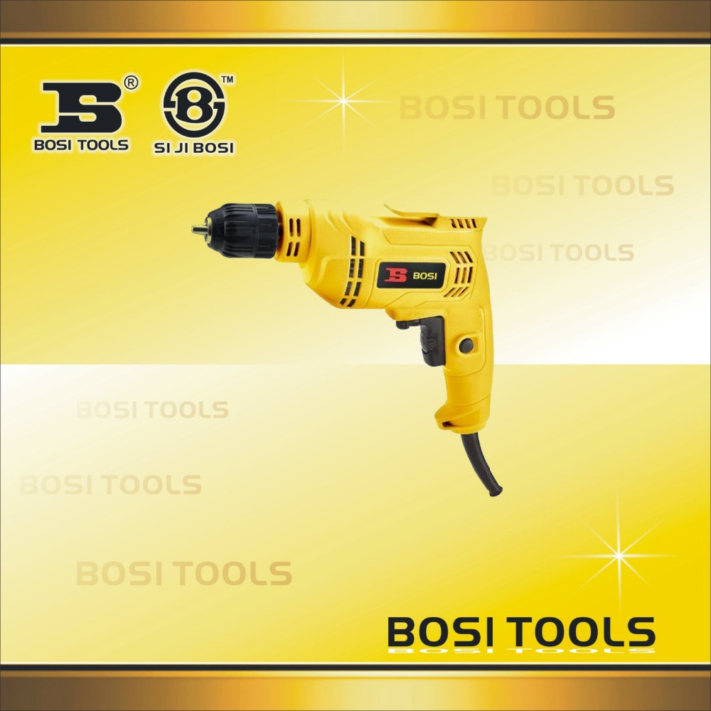 Portable woodwork tools set electric drill
