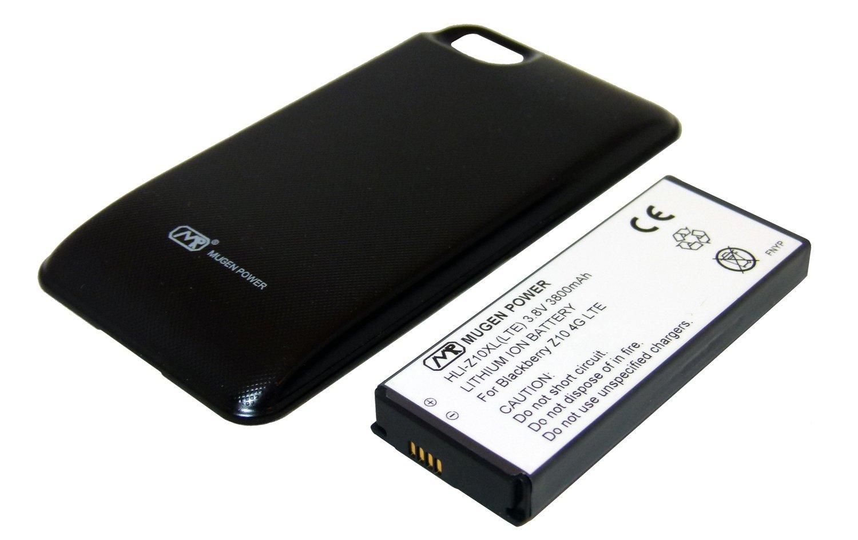 Buy Mugen Power Extended 3800mah Battery For Blackberry Z10 4g Lte Q10 2x More