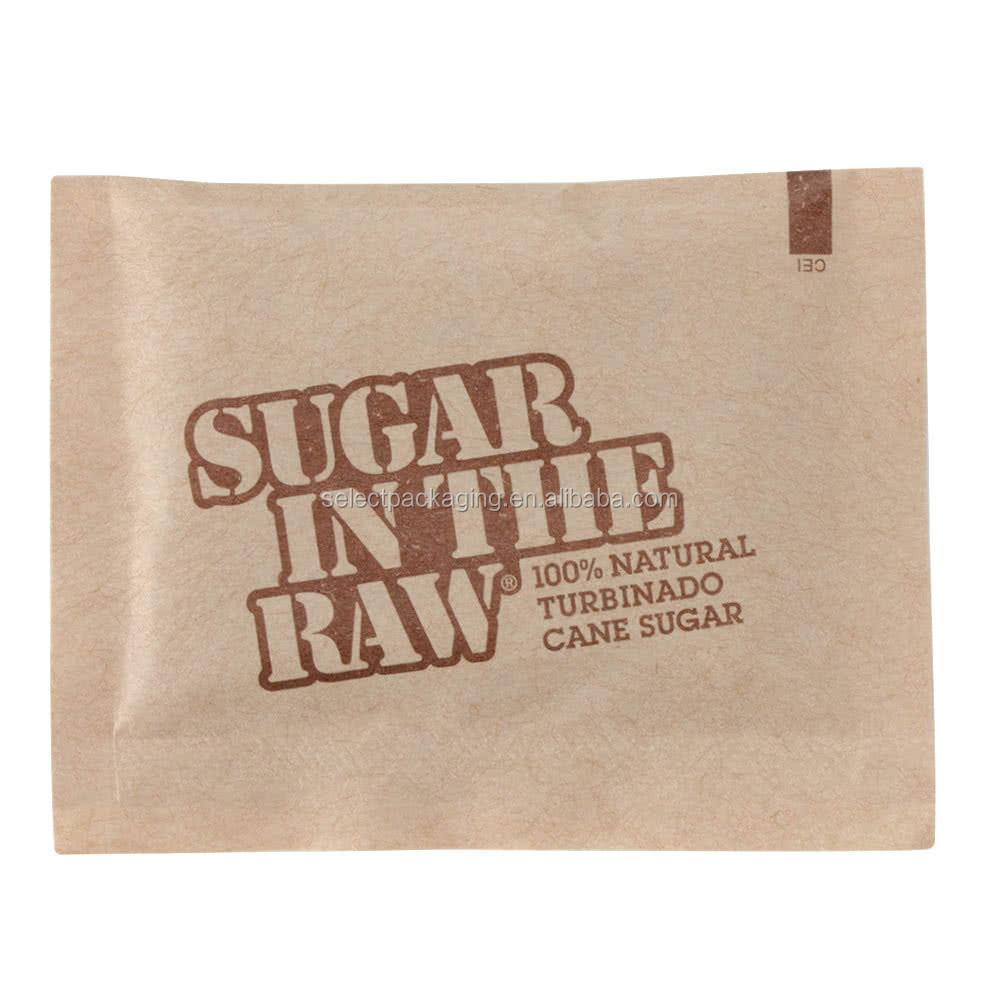 2018 New Products Custom Printed Sugar Packet