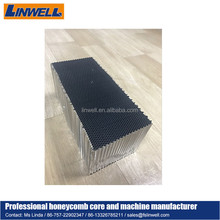 for construction aluminum lattice composite panel