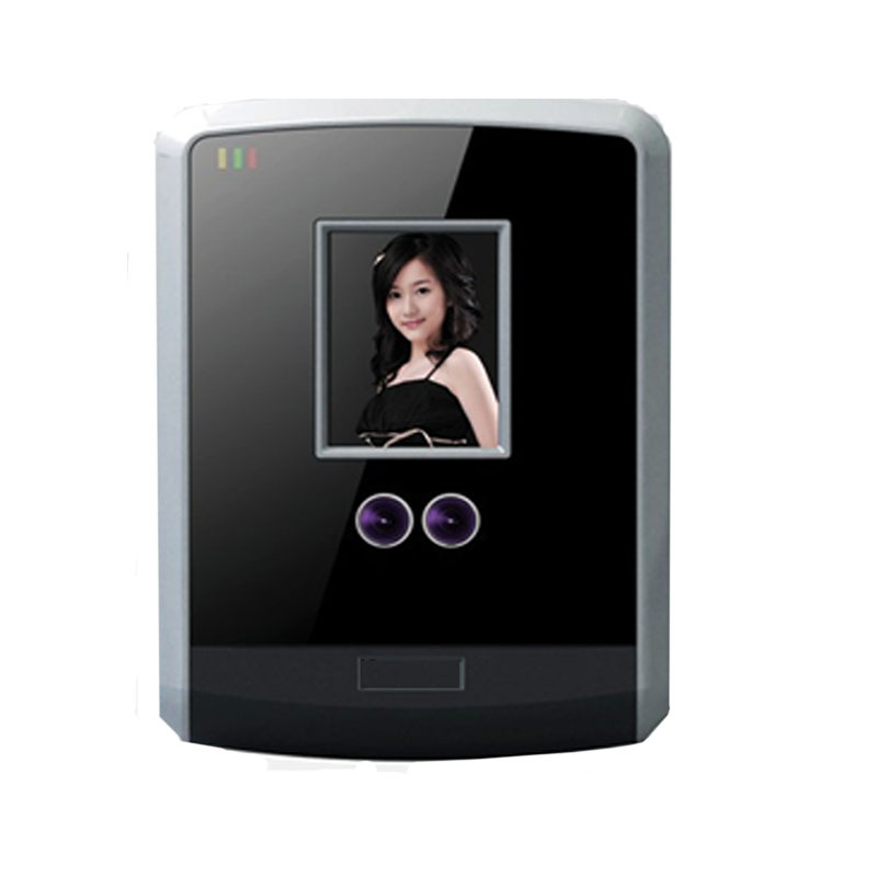 Competitive Price Biometric Face Time Attendance System TCP/IP+USB Clock (HF-FR801S)