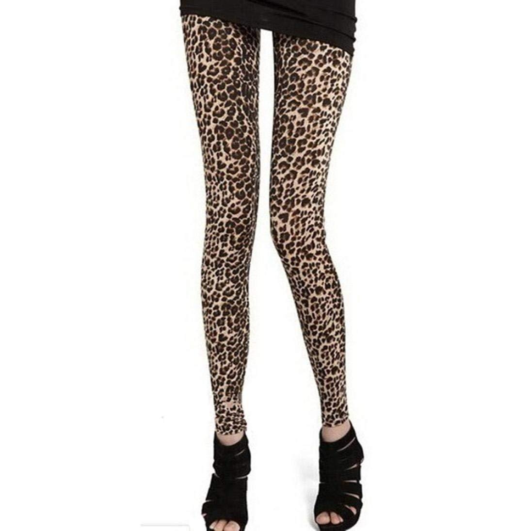 1b472999b2369 Get Quotations · Hongxin Europe America Women Sexy High Elastic Harajuku  Printed Leggings Christmas Snowflake Deer Pattern Slim Leggings