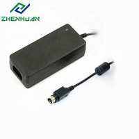 AC Adapter dc power supply 12 V 5A 60w model ZF120A-1205000 with UL CE KC PSE approved
