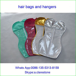 High quality package for horse hair brush bag and hanger