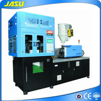 PET wide neck jar injection stretch blow molding machine