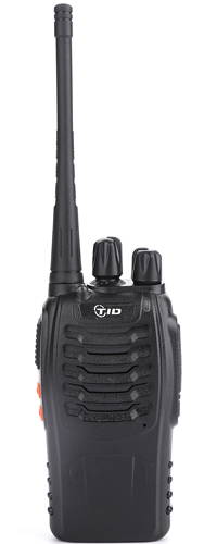 Best Popular TID TD-V2 3W UHF 400-470MHz mini cheap walkie talkie