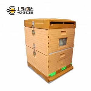 China Factory Wholesale High Quality Plastic Beehive For Beekeeping Equipment