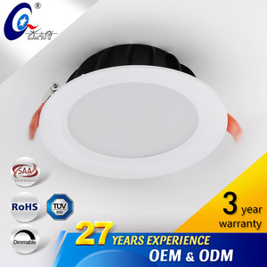 guangdong foshan lighting stor cob led slim down lights australia