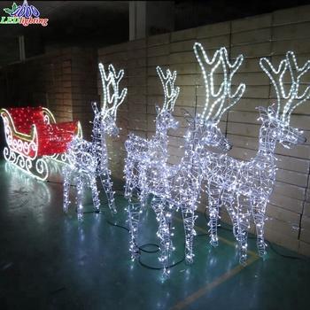 wire frame 3d motif christmas lights garden decoration led. Black Bedroom Furniture Sets. Home Design Ideas