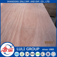 2.5mm ash oak cherry mahogany veneer mdf board