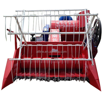 Factory supply good quality easy operation price of rice harvester
