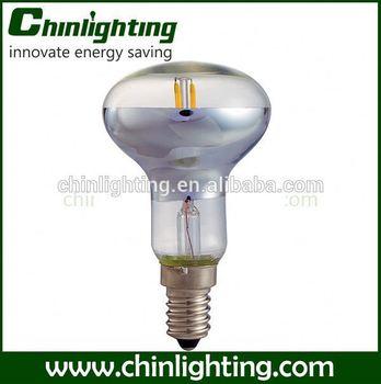 New Filament Led Light Lamp R50 E27 60w M50 Mushroom Frosted Bulbs ...