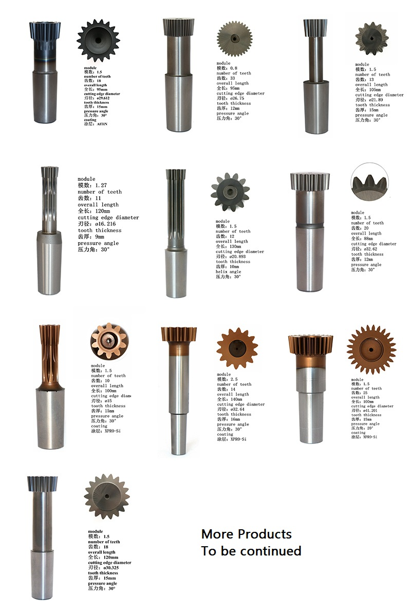 Lifungt Hss Module Gear Milling Cutter Gear Shaper Cutter - Buy Gear Shaper  Cutter,Gear Milling Cutter,Gear Cutting Tools Product on Alibaba com