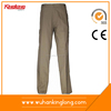 Khaki Uniform Hot Sale Mens Cargo Pants With Side Pockets