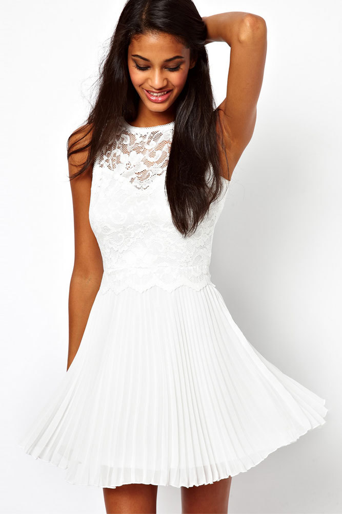 ... size 40 white lace skater dress plus size with plus size white skater  dress. eaea3c4f9