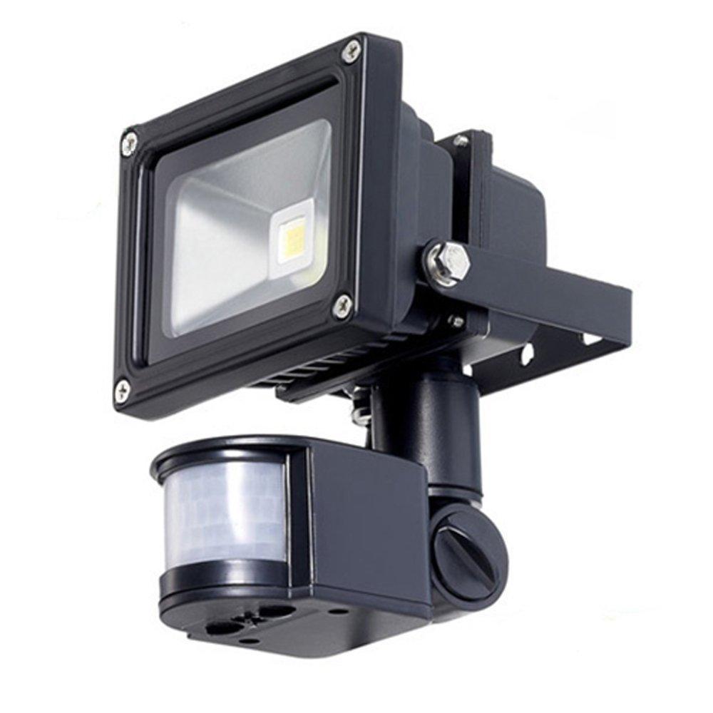 10W 85 265V Waterproof Pir Motion Sensor Outdoor Light Led