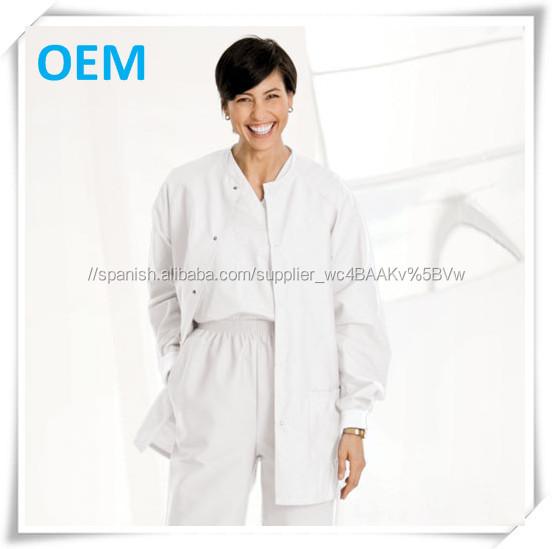 China Matorral conjunto traje UNIFORME uniforme del Hospital