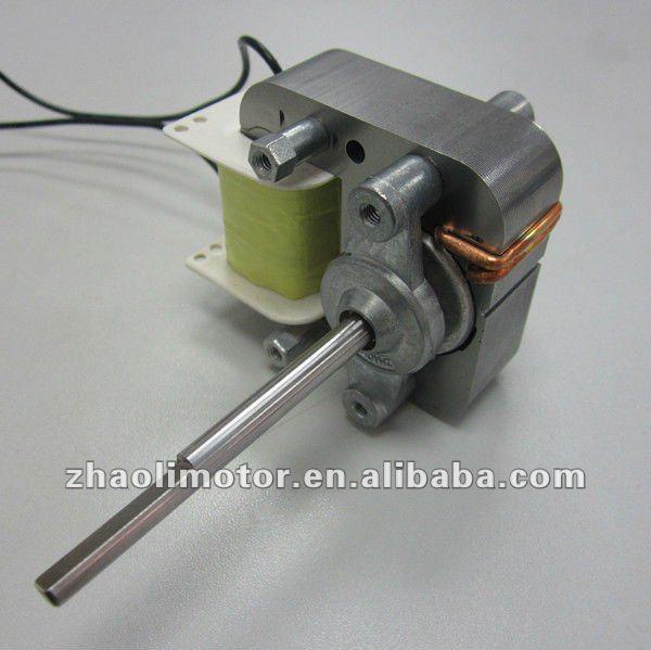 120v 60hz High Rpm Fan Motor Shaded Pole Motor Yj61 20
