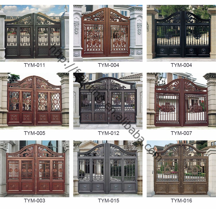 Modern Customized House Gate Grill Designs Buy House Gate Grill