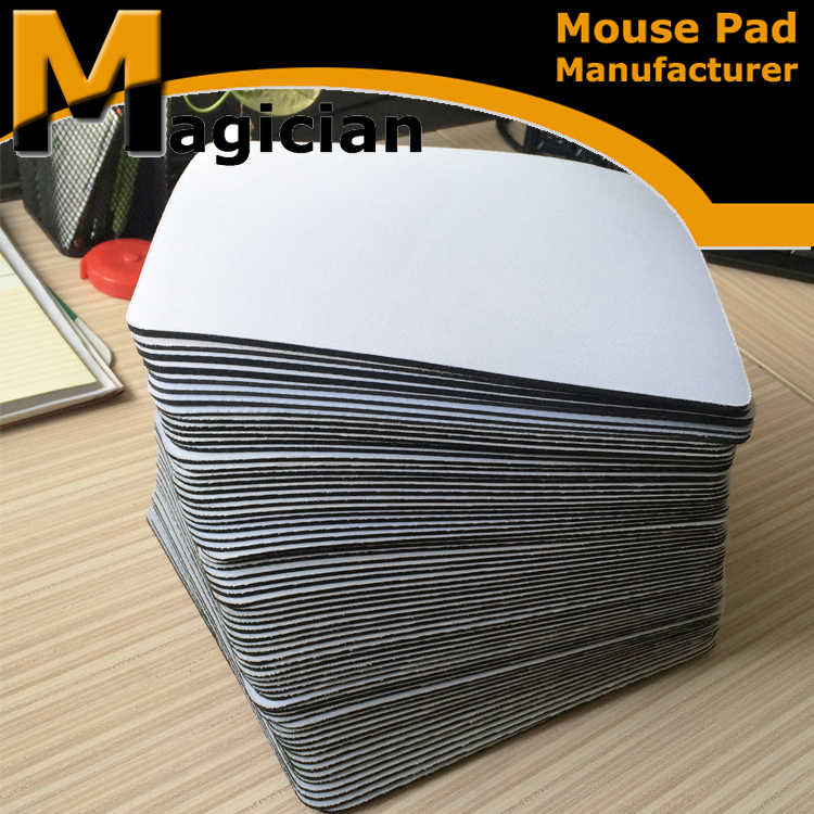 Wholesale blank sublimation material mousepad