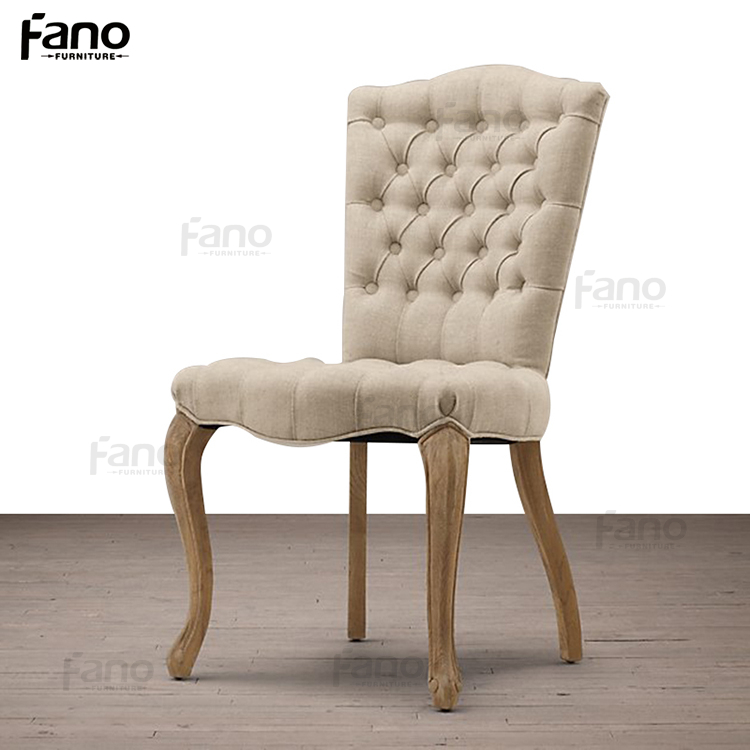 restaurant upholstery luxury wooden dinning chair