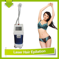 Long Pulse nd yag laser hair eraser beauty laser for fungus nail treatment