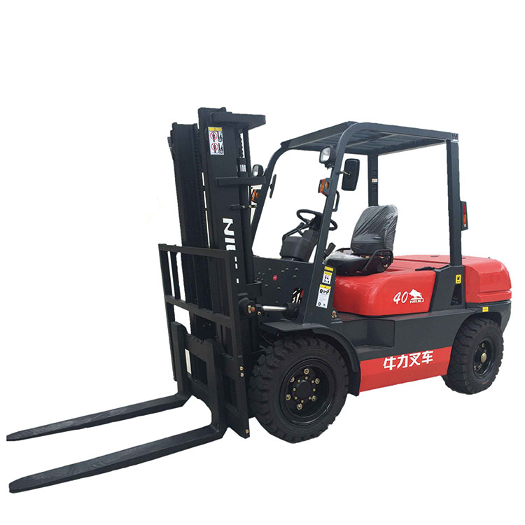 China professional manufacturer electric mini fork lift