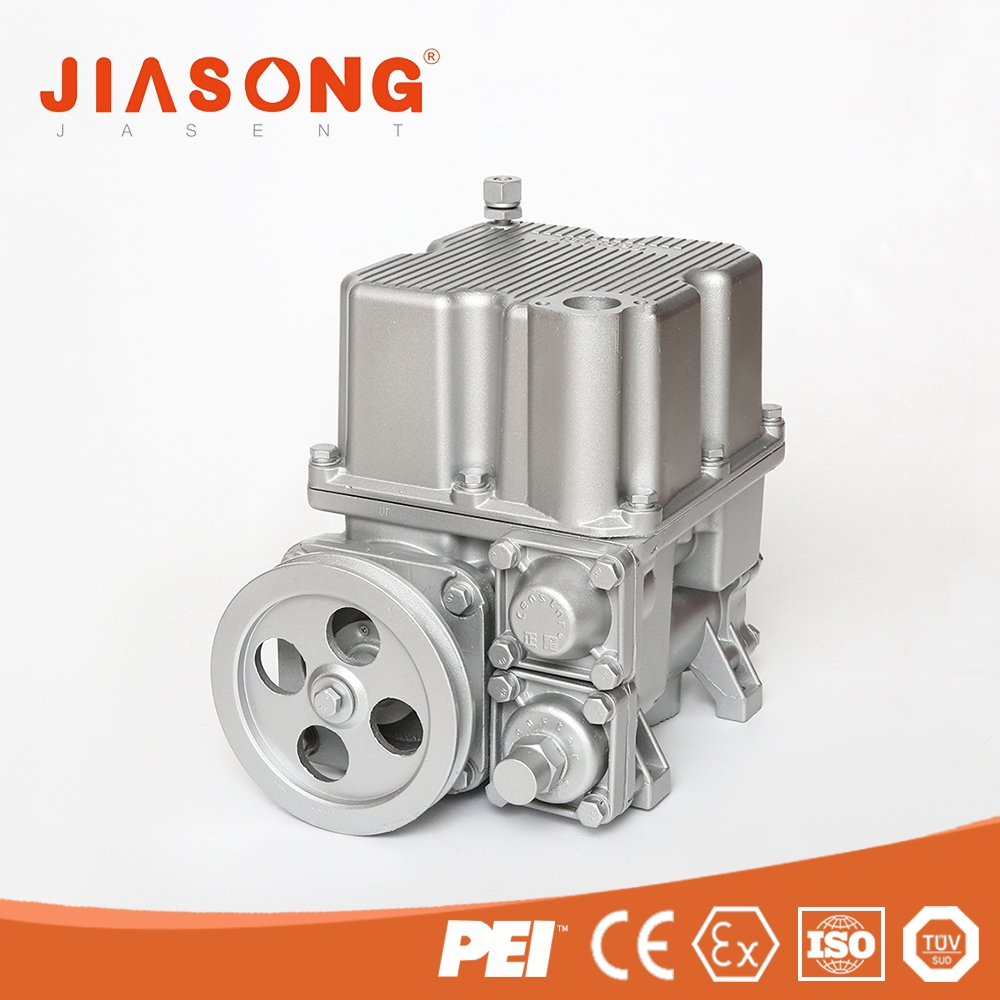 High performance aluminum die casting fuel station gas diaphragm CP1 oil submersible pump for tank
