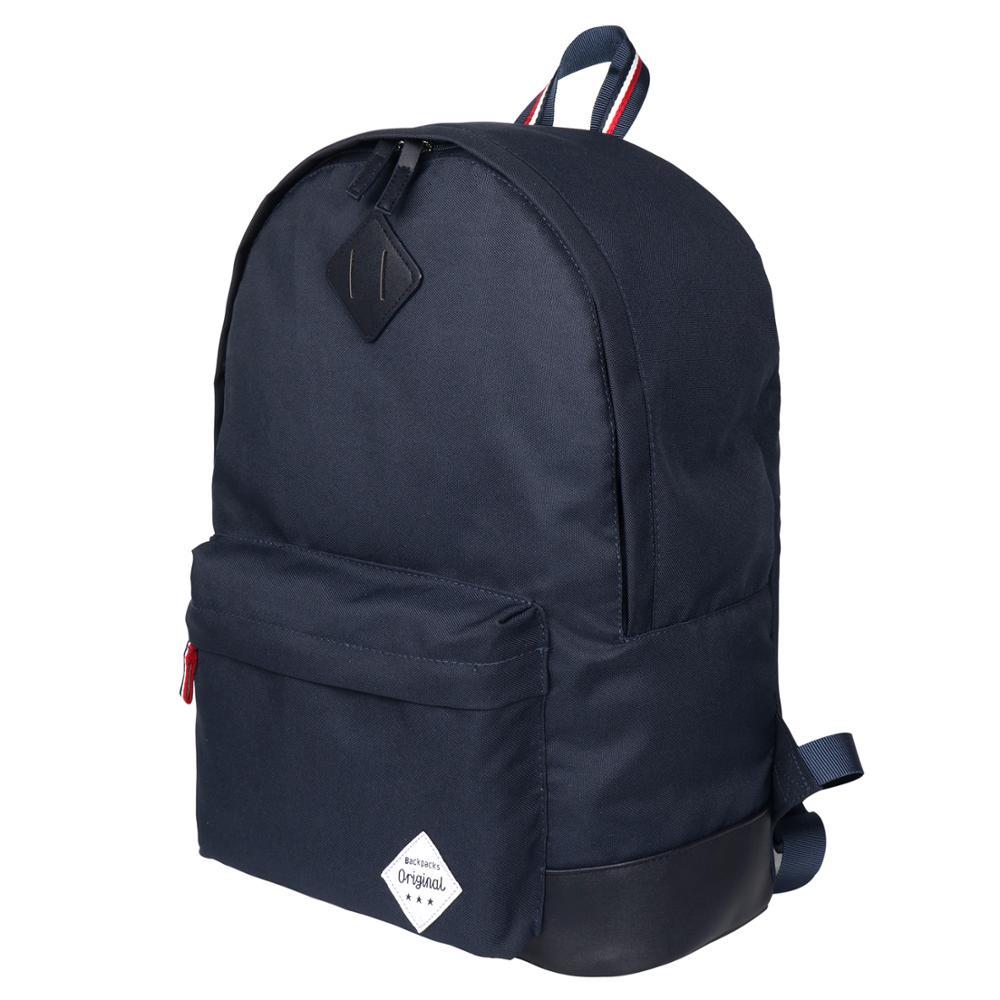 Personalizzato studente di sport della tela di canapa zaino zaino sacchetto di scuola dello zaino