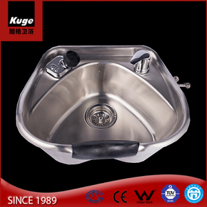 Stainless Steel Portable Shampoo Sink Stainless Steel Portable