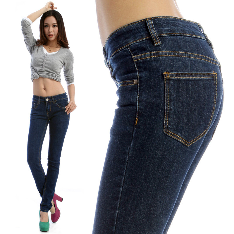 Ladies Jeans with Elastic Waist - Bing images - photo#44