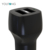 Best Cheap YT6676 12V Dual USB Port Cell Phone Car Charger , Car Dual USB Adapter