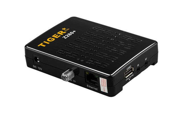 Tigre Estrella Z280 + Set Top Box Envío 3 Meses Iptv Free To Air