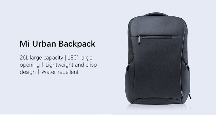 Balo Du Lịch MI Urban Backpack – Salesman