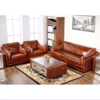 Handmade Vintage Distressed Italian Leather Sofas Set - Buy Distressed  Italian Leather Sofas,Vintage Leather Sofas,Handmade Leather Sofas Product  on ...