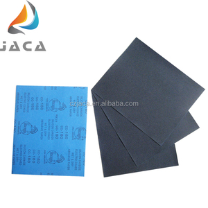 JK Electro coated silicon carbide abrasive paper roll in hardware tool