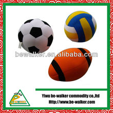 Popular Customized Soft Foam Beads Stress Reliever Various Ball Toys