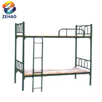popular twin and full steel bunk bed
