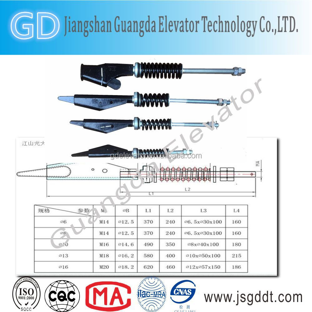 Wire Rope Wedge Sockets, Wire Rope Wedge Sockets Suppliers and ...