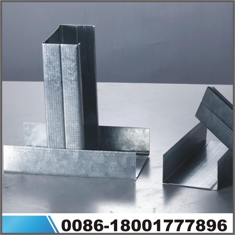 Drywall Enmarcar Sistema De Levas Listón Grano Del Metal Esquina ...
