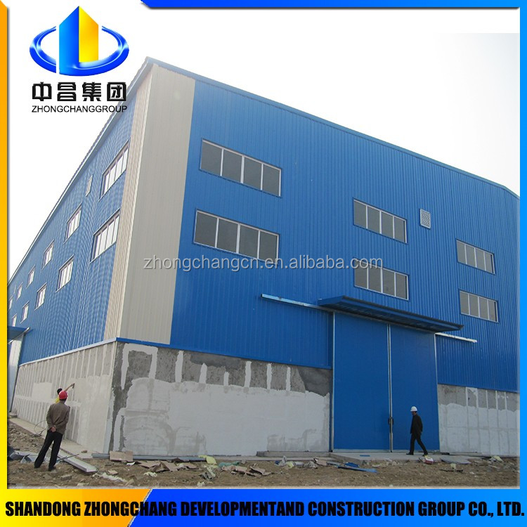 South American trailer prefabricated light steel frames structural