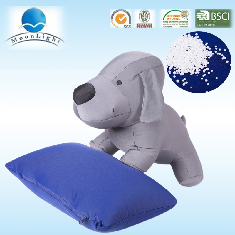 Alibaba china hot sell micro polystyrene beads filling pillow China supplier